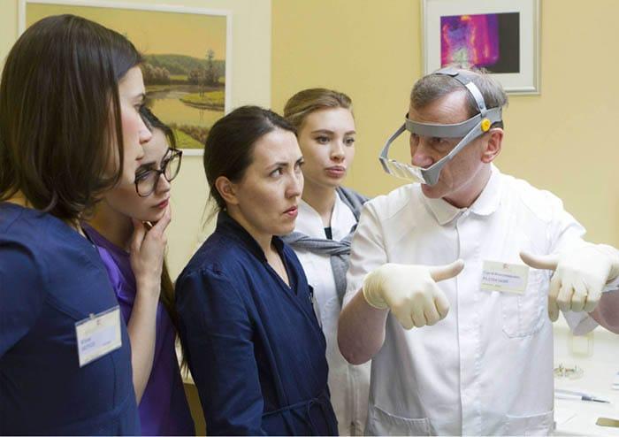 Мастер-курс «Реставрация зубов со стираемостью»
